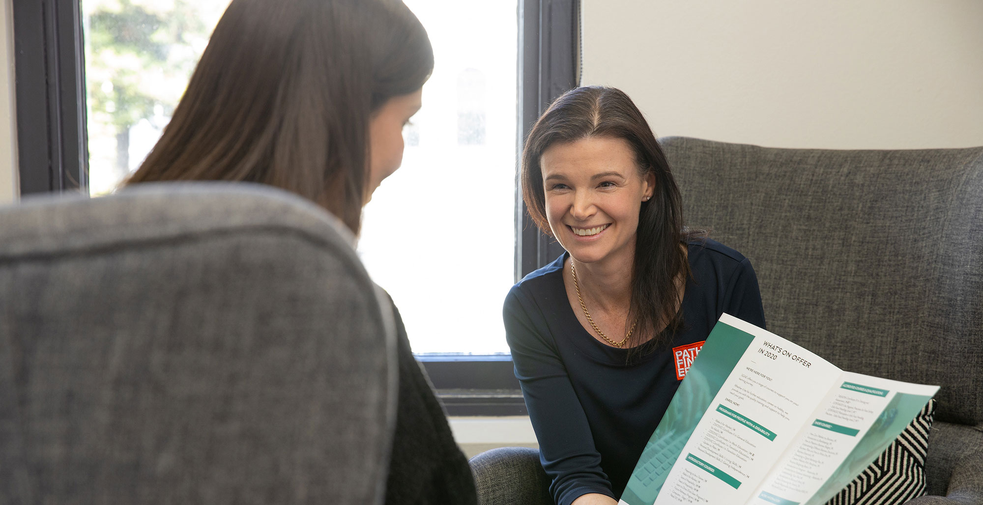 SJC staff meeting client
